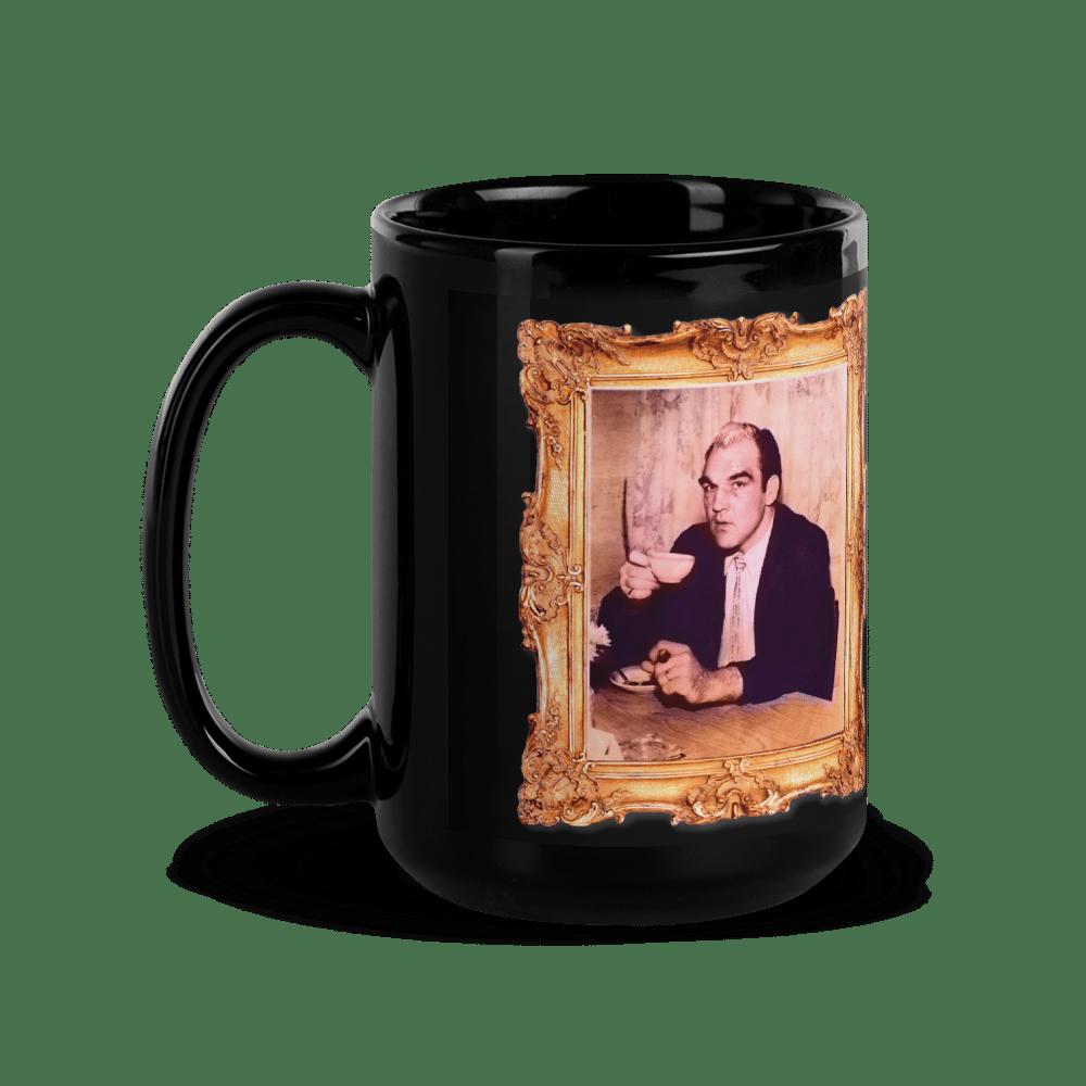 Image of Sputnik Monroe: Diamond Rings, Caddies & Coffee (15-oz premium mug)