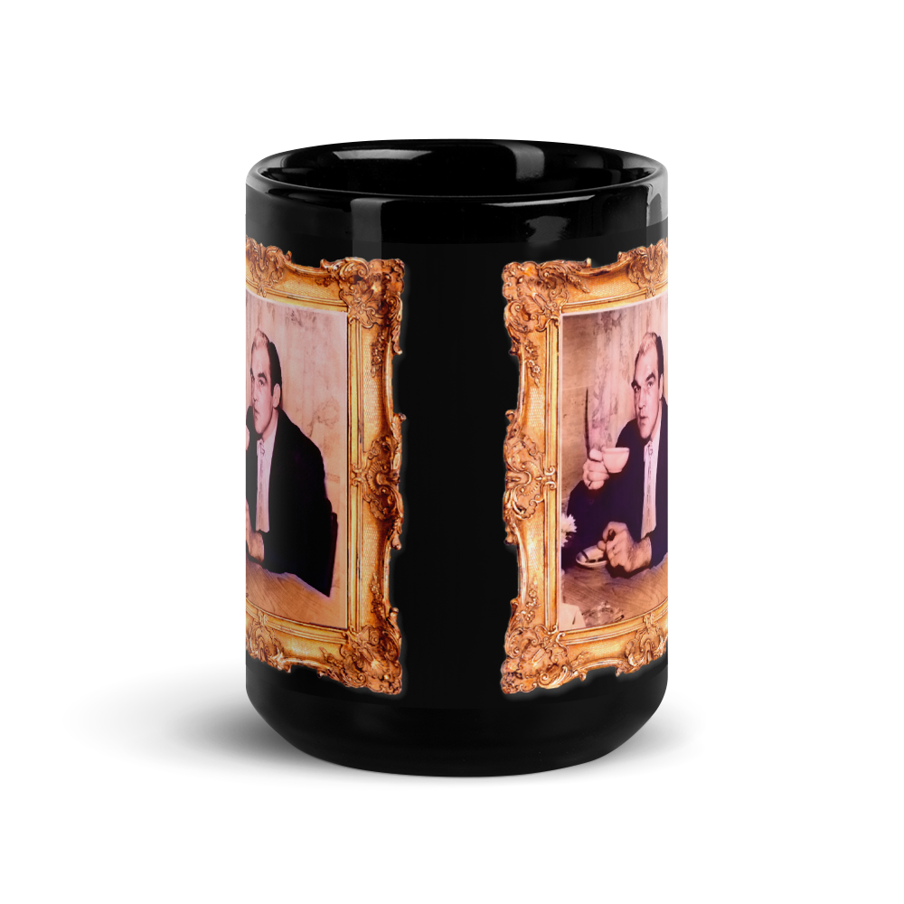 Image of Sputnik Monroe: Diamond Rings, Caddies & Coffee (11-oz premium mug)