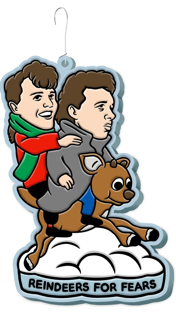 Image of Reindeers For Fears Ornament