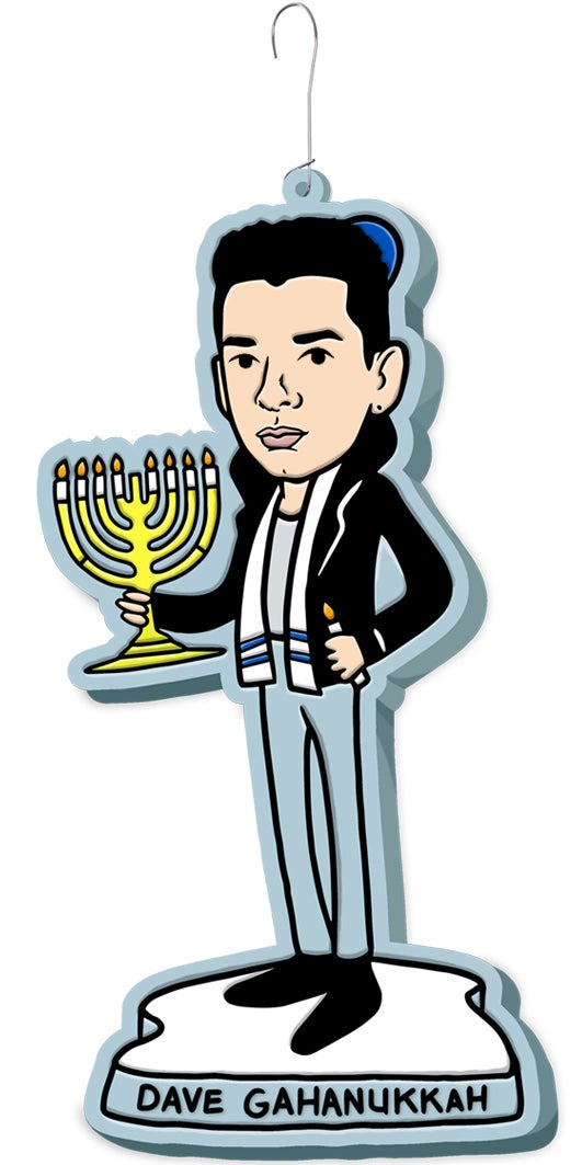 Dave Gahanukkah Ornament