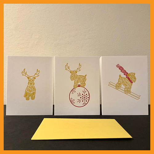 Image of CANADA ONLY - WHEATEN REINDEER, WHEATEN ORNAMENT AND WHEATEN ON SKIS - BOX SET OF 15