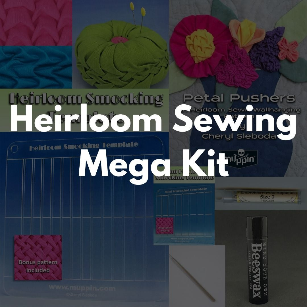 Image of LIMITED EDITION - Heirloom Sewing Mega Tool Kit Bundle