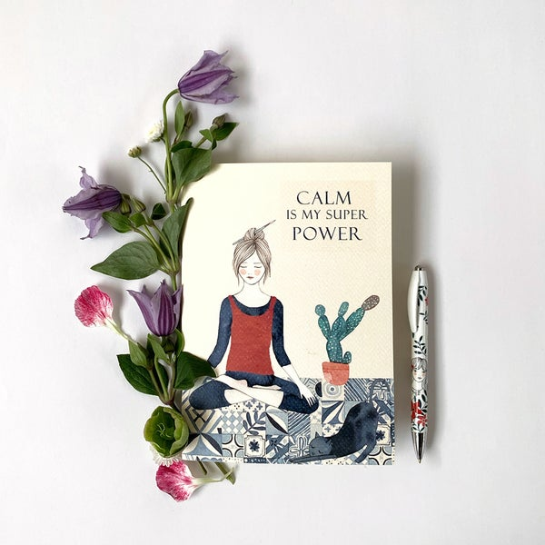 Image of Cuaderno CALM