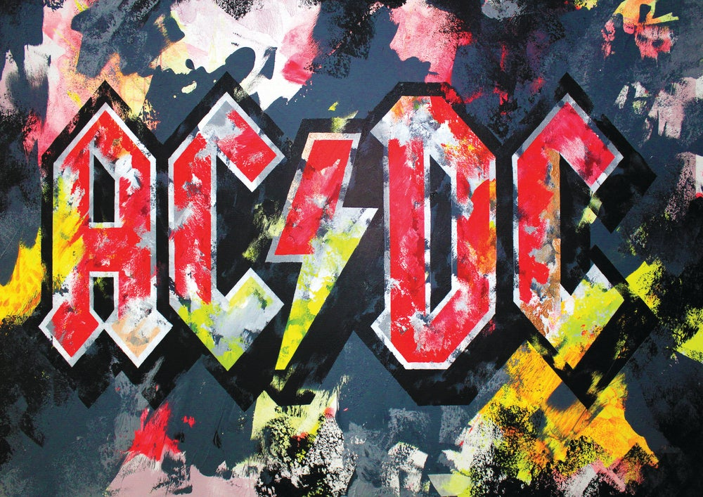 Image of ACDC (Limited Edition Print)