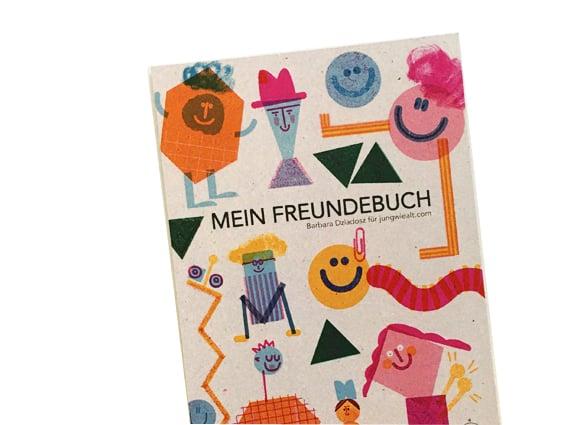 Image of POESIEALBUM Mein Freundebuch
