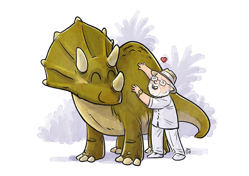Image of Jurassic Love