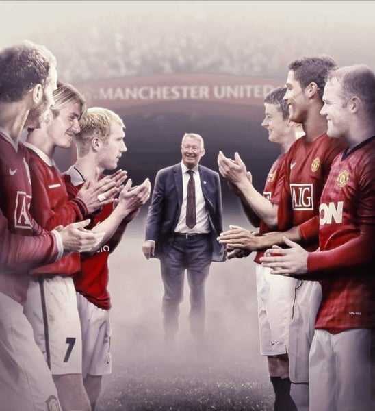 Image of Sir Alex