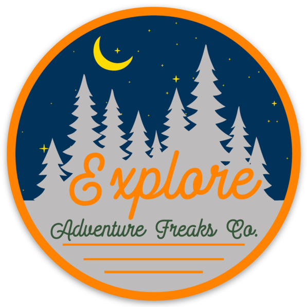 Image of Explore Sticker