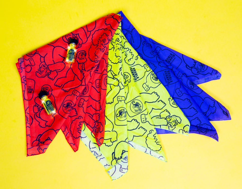 Image of Bearpad Hanky