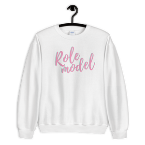 Image of NEW ROLE MODEL SWEATER!!