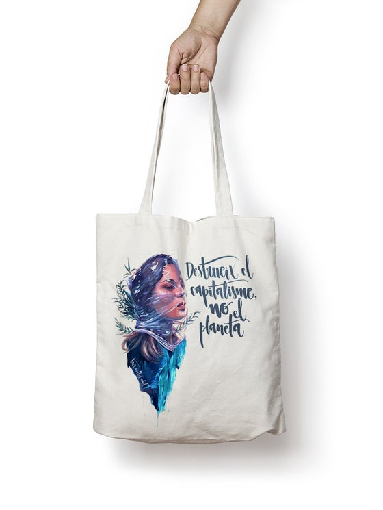 Image of TOTEBAG PLANETA