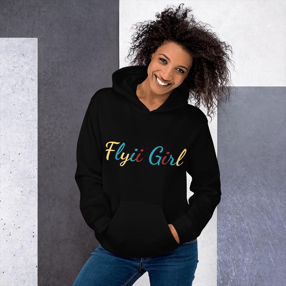 Image of Flyii Girl Hoodie