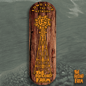 Image of The Record Farm Skate Deck **Very Limited**