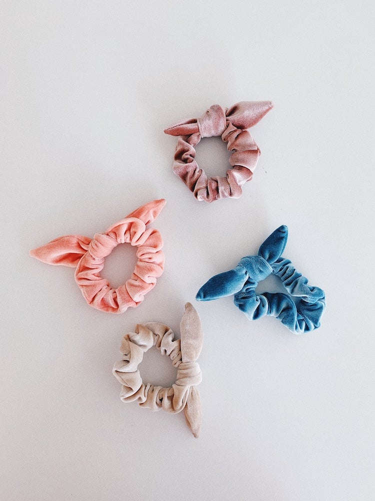 Image of Velvet Scrunchie