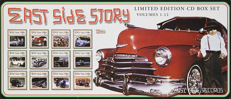 Image of EAST SIDE STORY  BOX SETS VOL 1-12