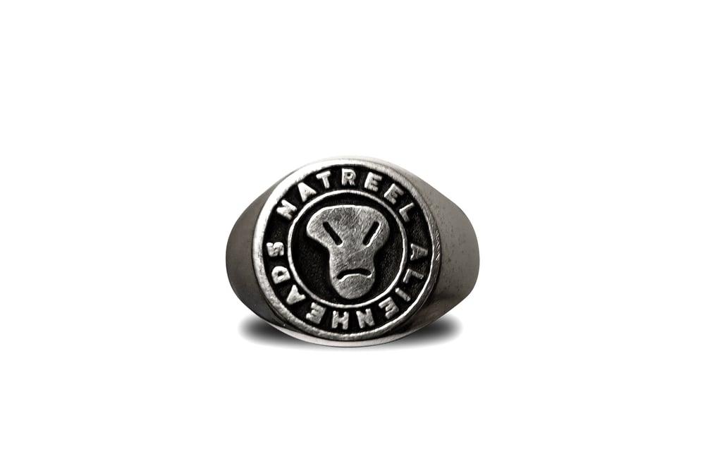 Image of Alienhead ring
