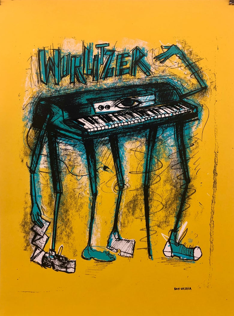 Image of Wurlitzer