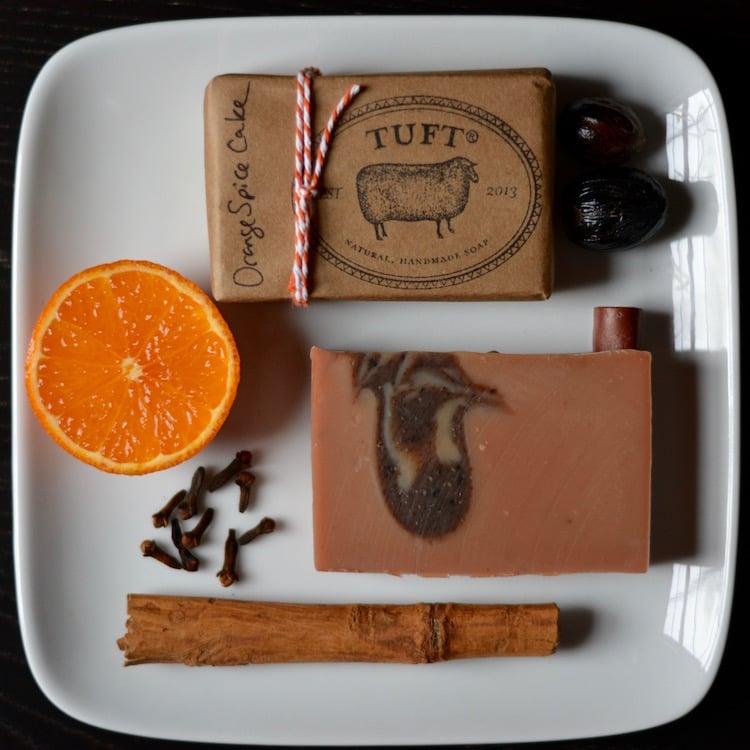 Image of NEW! Orange Spice Cake