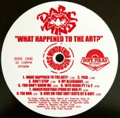 "Image of Darc Mind ""What Ever Happened To The Art"" (PRE-ORDER)"
