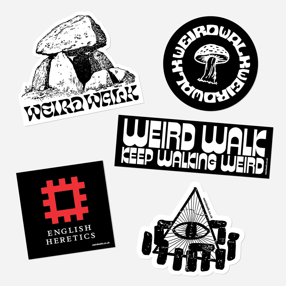 Image of Power Mineral Sticker Pack