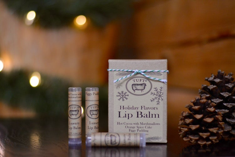 Image of NEW! Holiday Flavors Lip Balm Trio