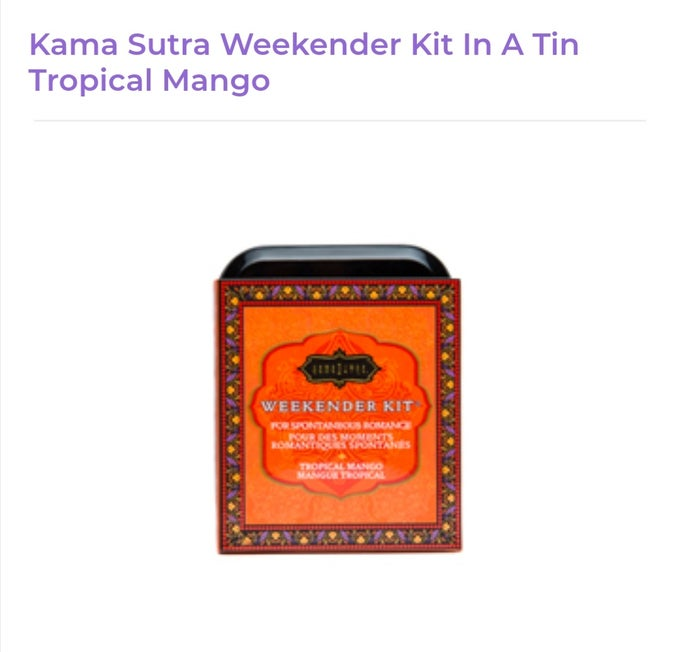 Image of Kamasutra Kit in a Tin
