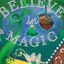 Image 5 of Believe in Magic Print