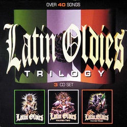 Image of Latin Oldies Trilogy Box Set (3-CD Set)
