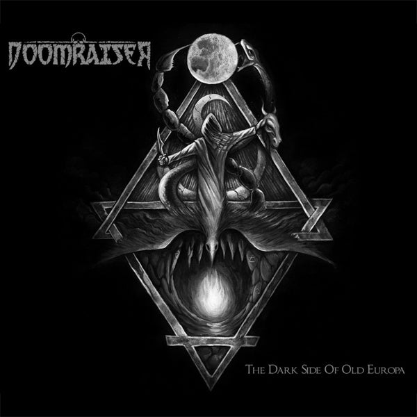 "Image of DOOMRAISER - ""THE DARK SIDE OF OLD EUROPA"" (digipack)"