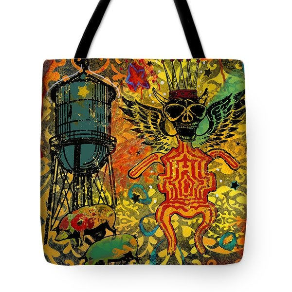 Image of Tibetan Cat Tote