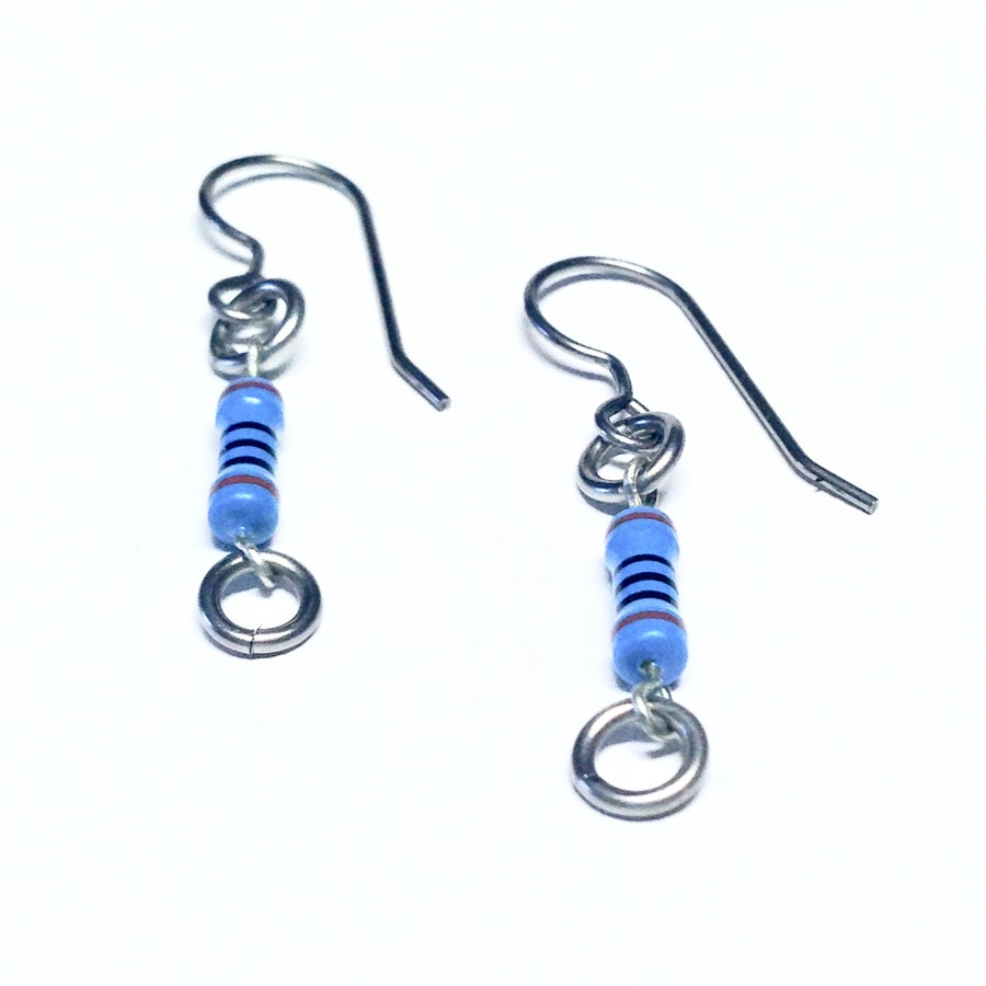 Image of RESIST1 Earrings