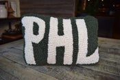 Image of PHL Hooked Wool Pillow