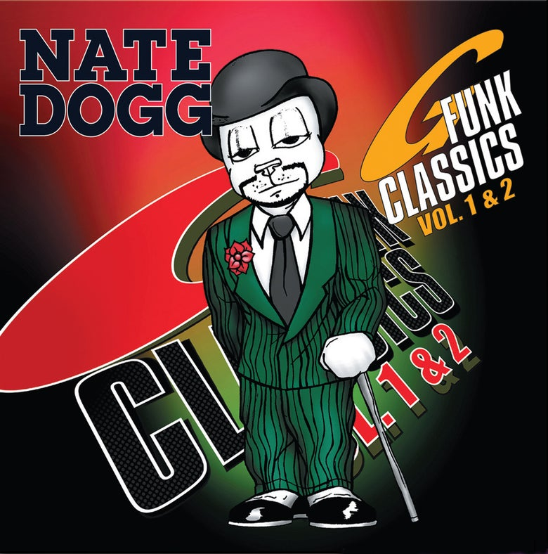 Image of NATE DOGG BOX SET VOL 1 AND 2