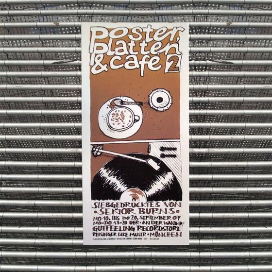 Image of POSTER, PLATTEN & CAFÉ #2