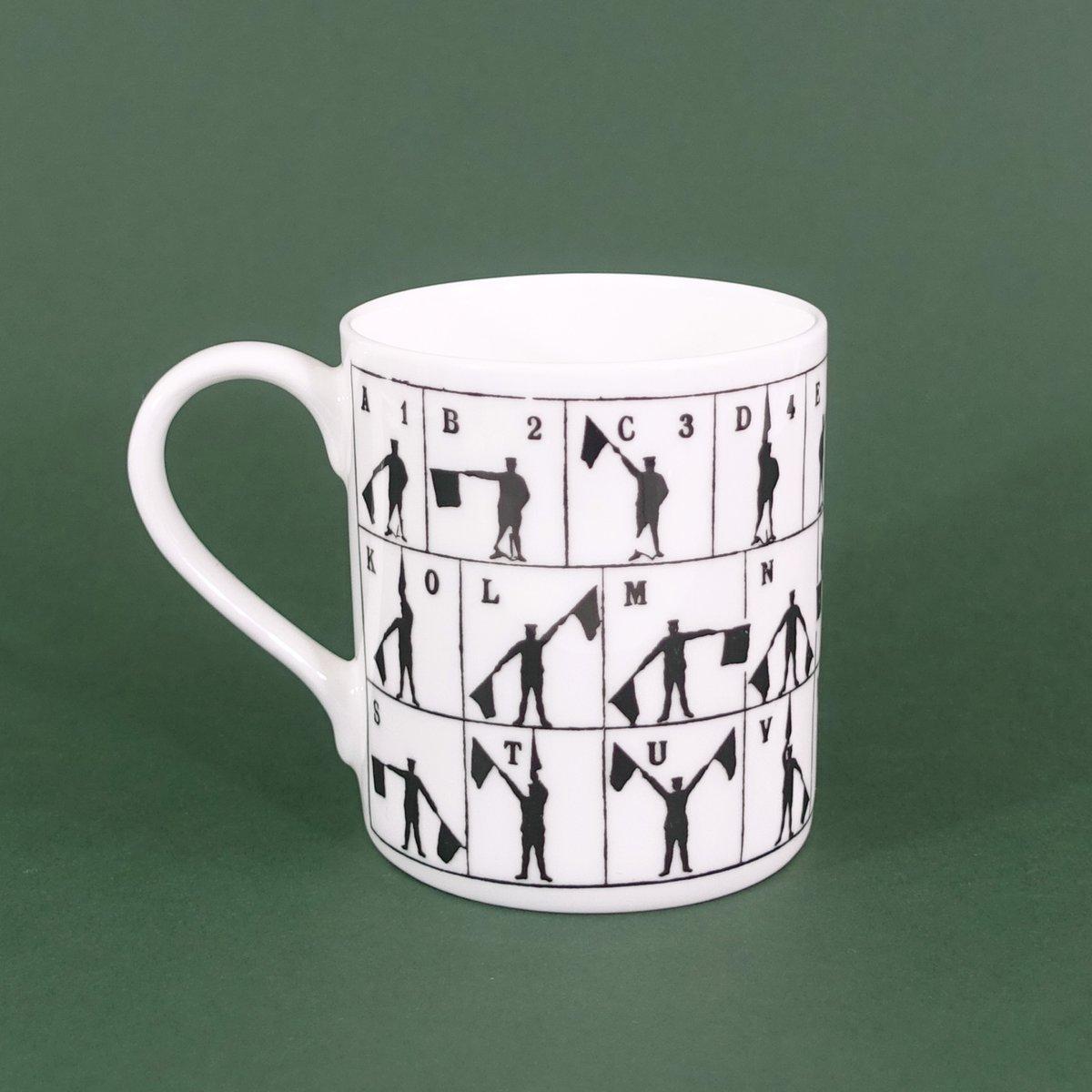 Image of Semaphore Mug