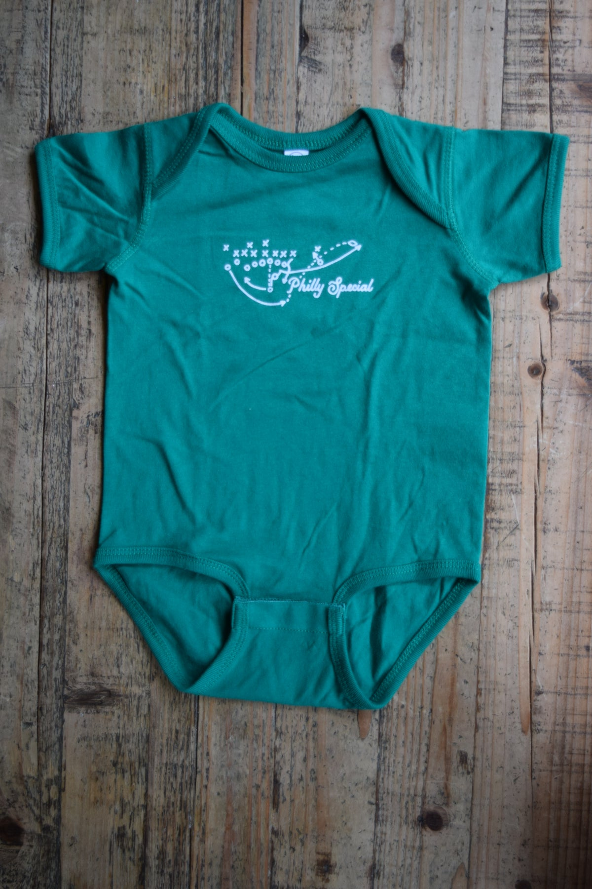 Philly Special Baby Onesie