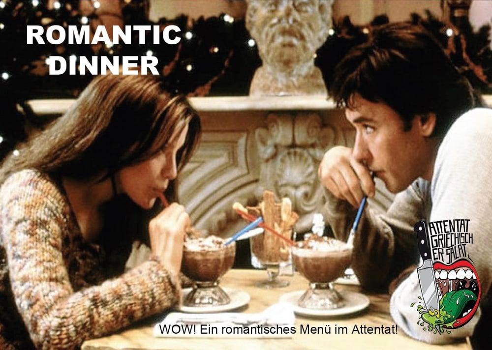 Image of Romantisches Dinner im Attentat