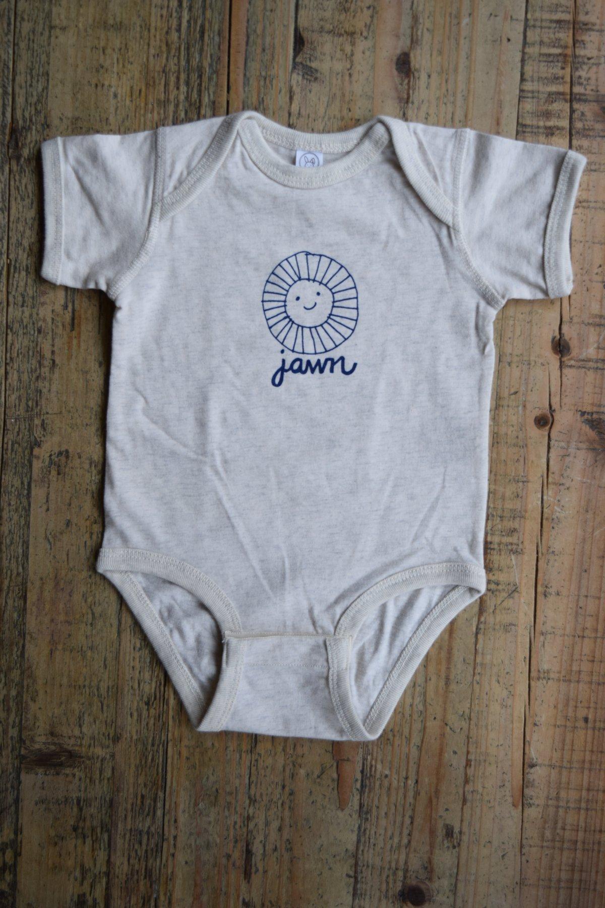 Jawn Baby Onesie