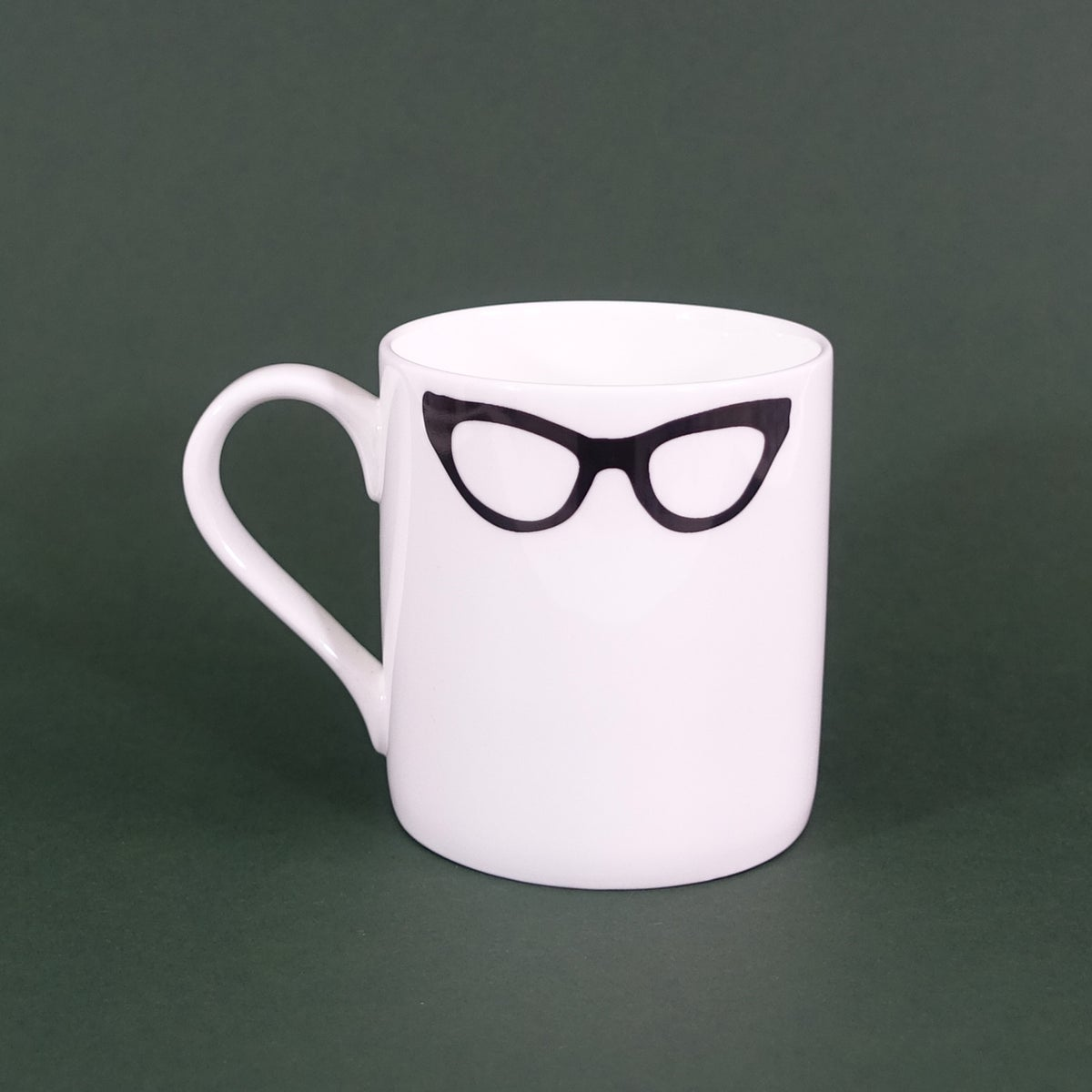 Image of Spectacle Mug - Helmut & Fritz