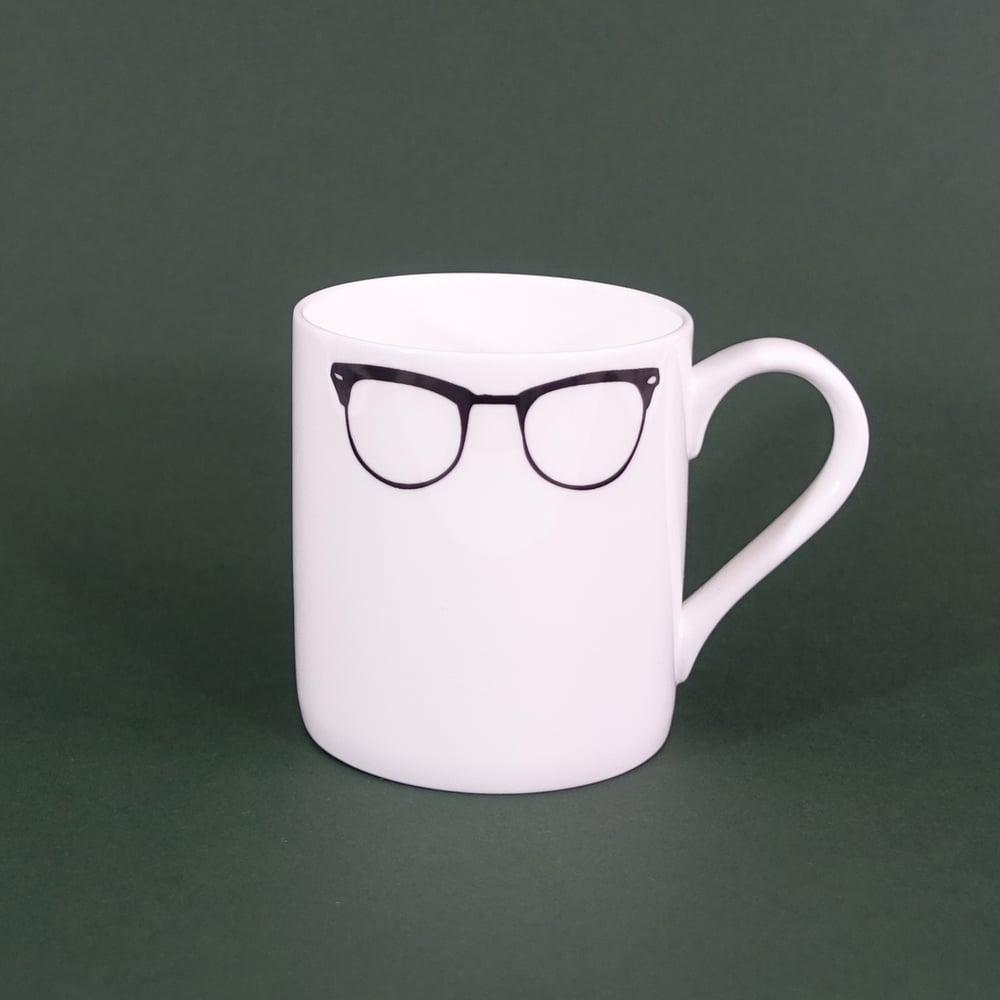 Image of Spectacle Mug - Helmut & Fritz