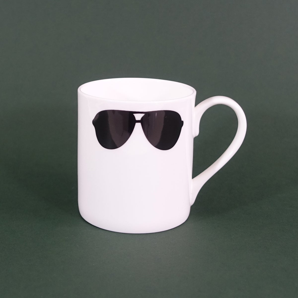 Image of Lennon & Aviator Spectacles Mug