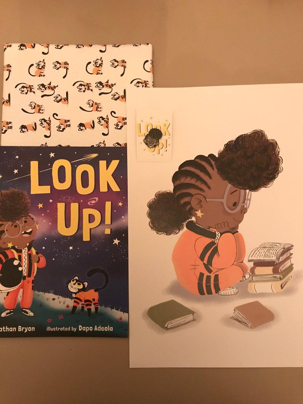 Image of Look Up! Gift bundle.
