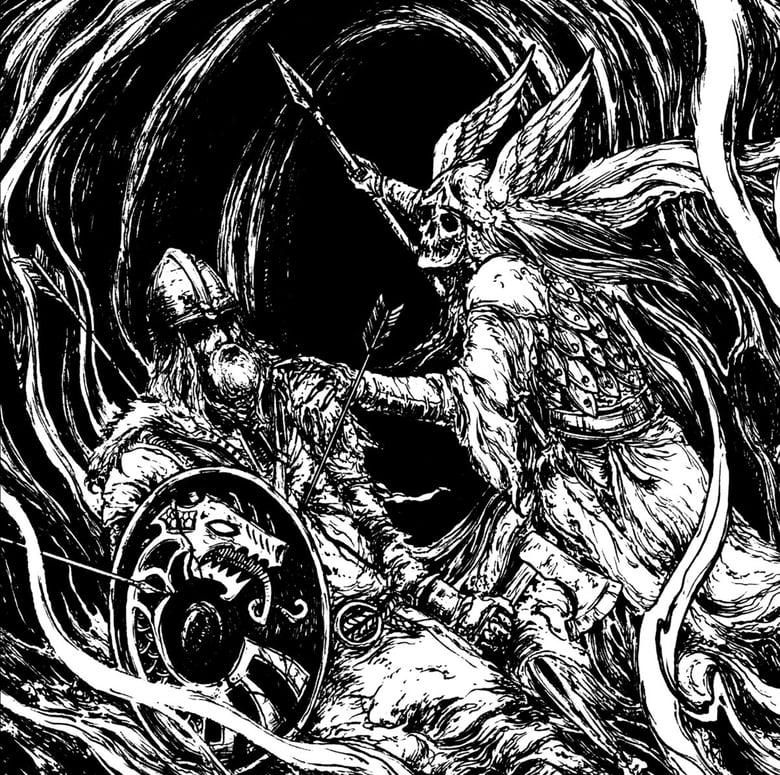 "Image of RUNESPELL ""Voice of Opprobrium"" LP"