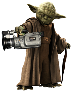 Image of (Pre order) SK8RATS YODA VX1000 Stickers (5 Pack)