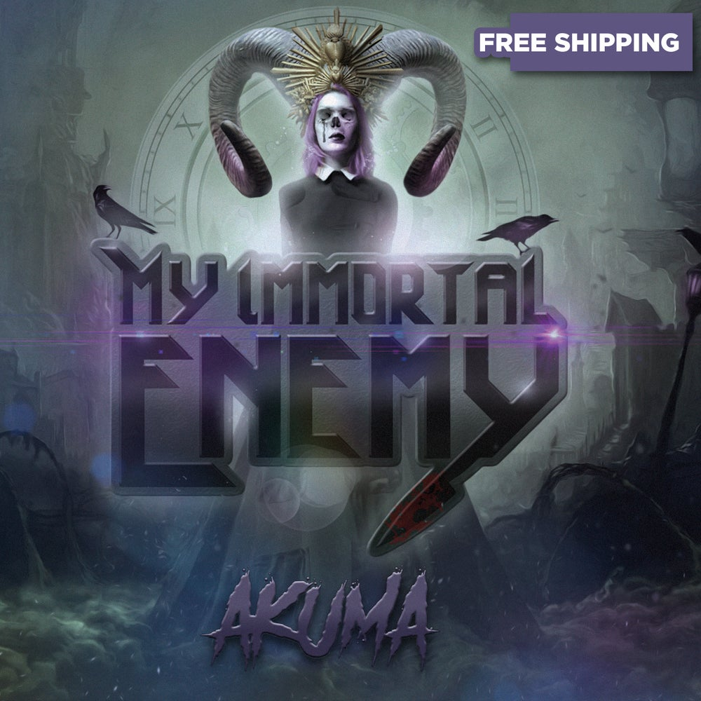 Image of AKUMA (DEBUT 12 SONG ALBUM)