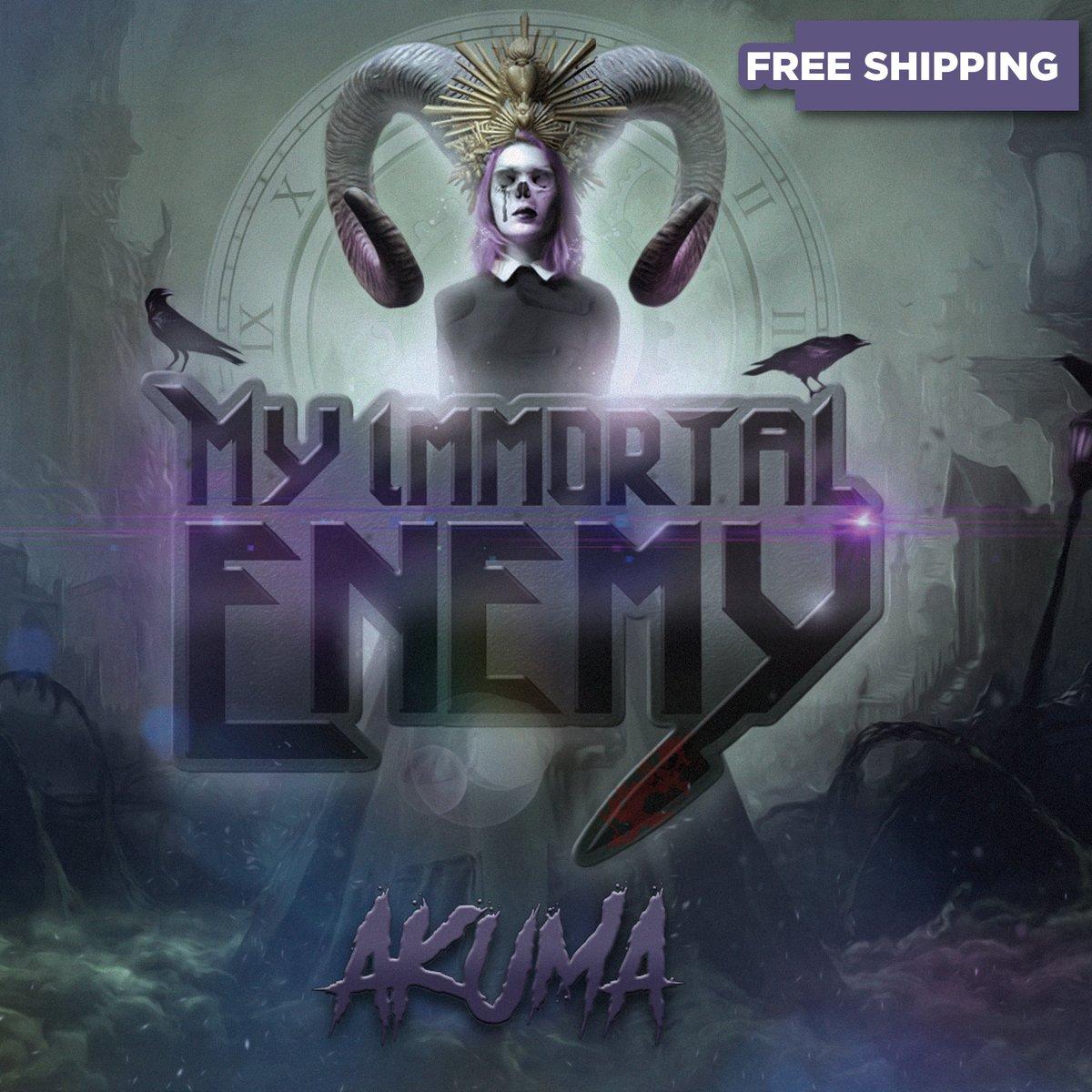 Image of AKUMA (DEBUT 12 SONG ALBUM)