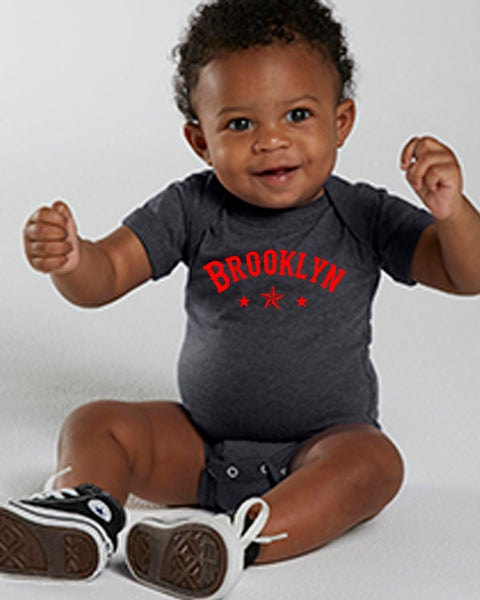Image of Brooklyn Star Onesie