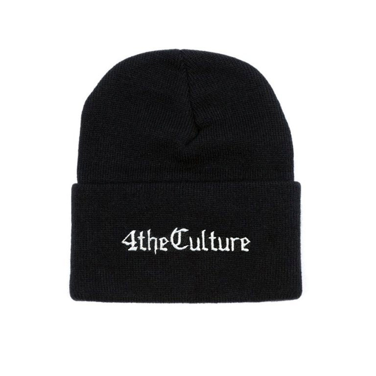 Image of 4THECULTURE BEANIE