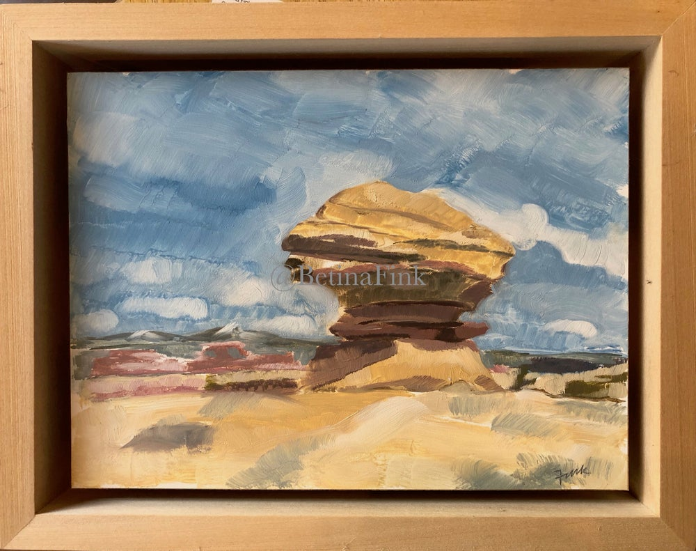 "Image of ""Canyonlands"" Plein Air"