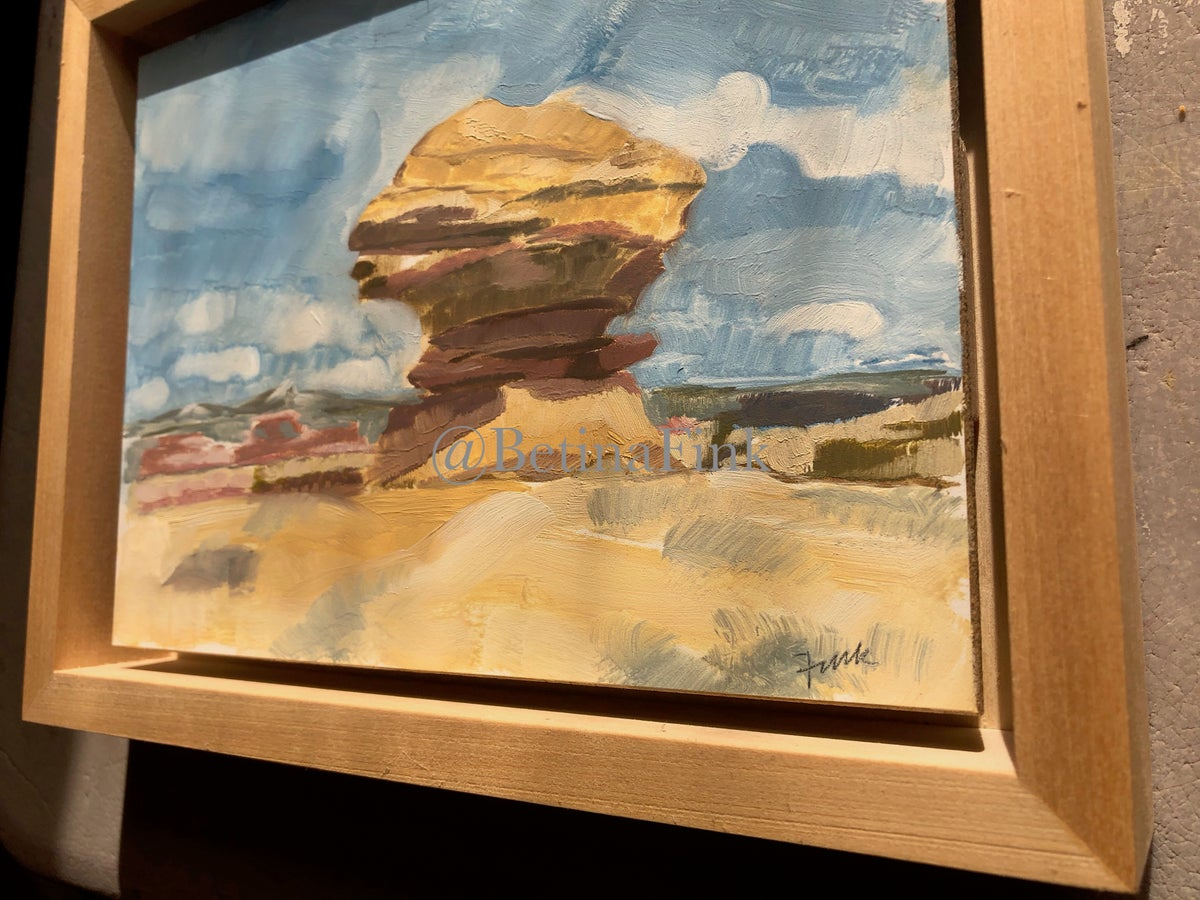 """Image of """"Canyonlands"""" Plein Air"""